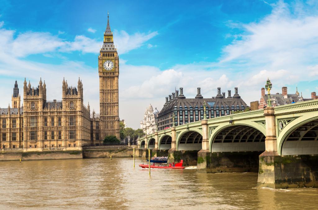 英國留學生活