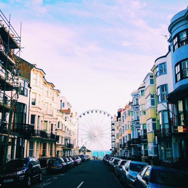 Brighton wheel 2