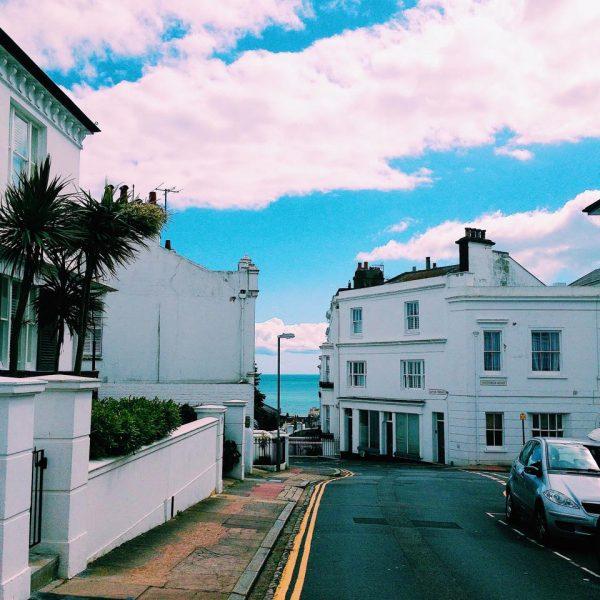 somewhere in Brighton