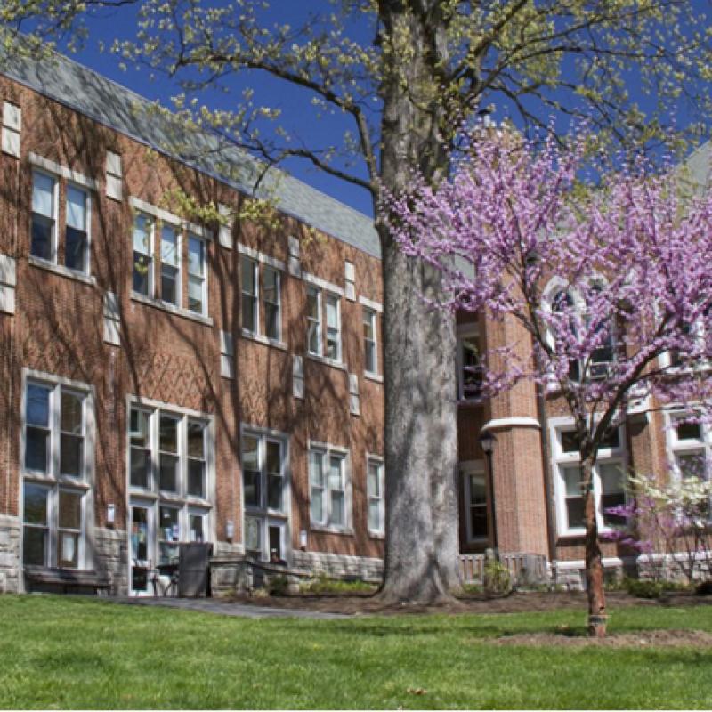 位於紐澤西的 Drew University,該校距離紐約曼哈頓只有 47 分鐘的車程。
