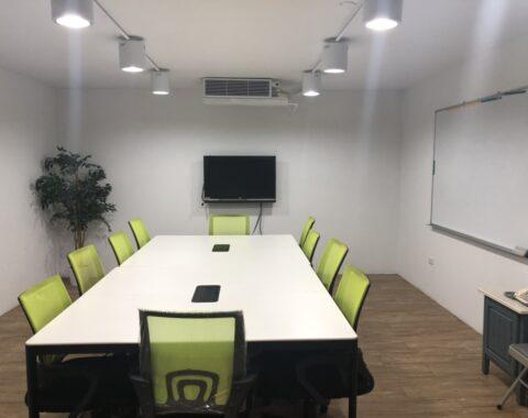 台中辦公室會議室