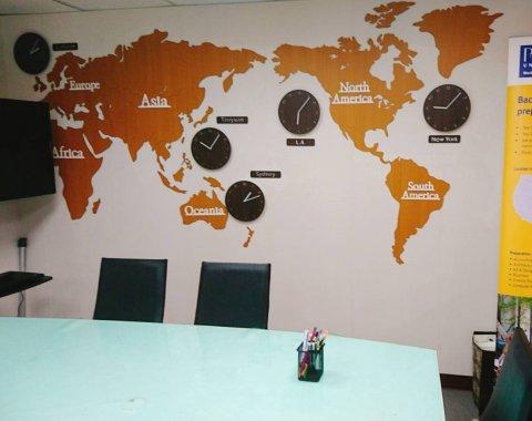 桃園辦公室會議室
