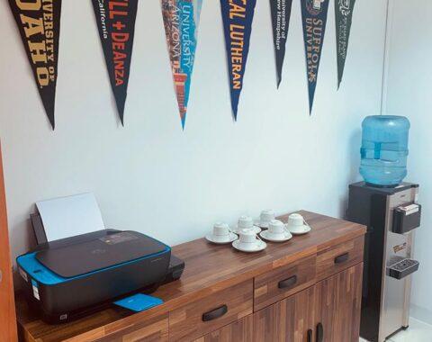 高雄辦公室茶水間