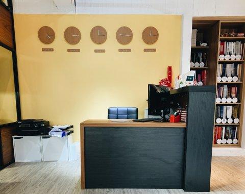 台北辦公室第二諮詢區