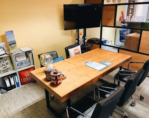 台北辦公室會議室