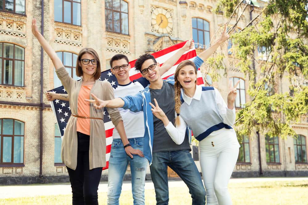 美國留學生活