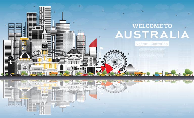 歡迎來到澳洲