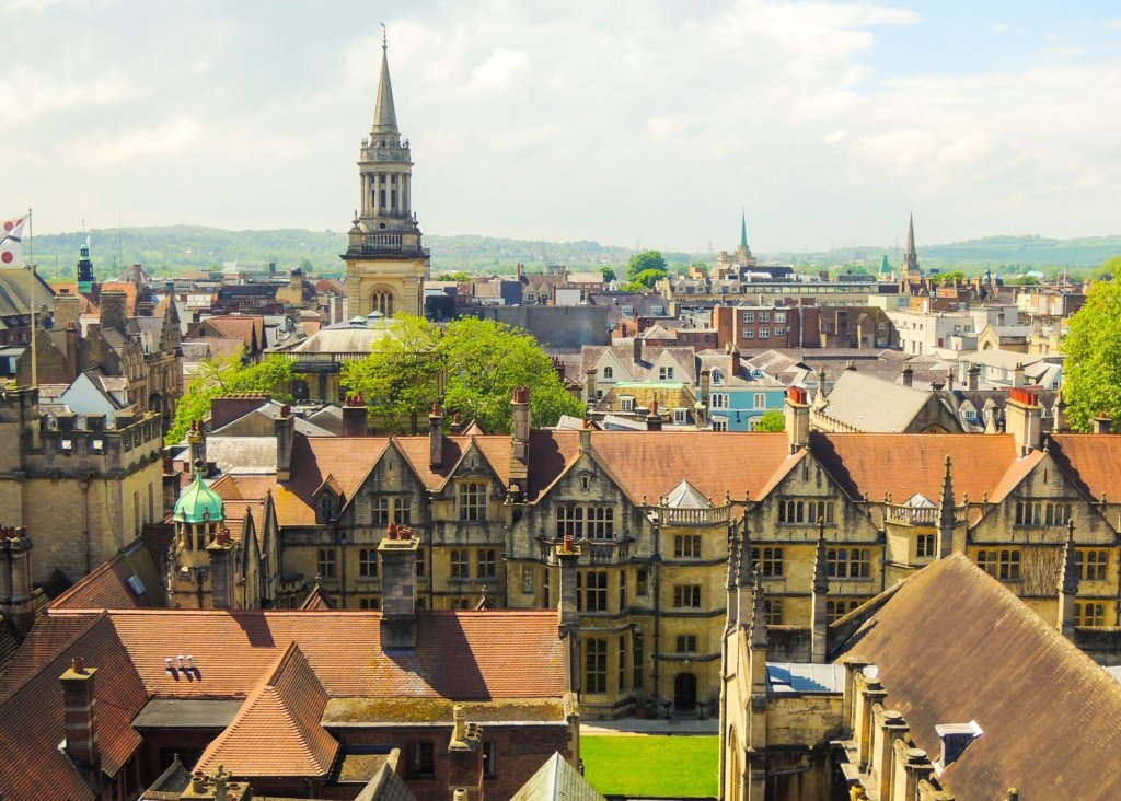 英國留學-oxford