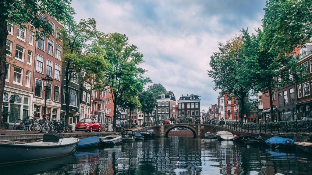 荷蘭的城市景觀