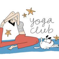 作品 yoga club