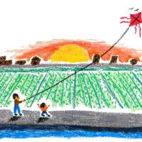 童年記憶:風箏